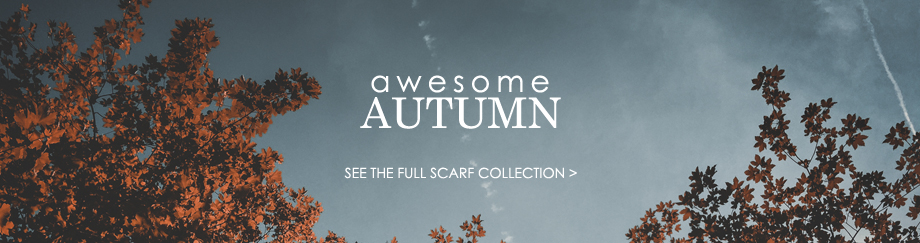 NEW wholesale knit scarf collection from POM