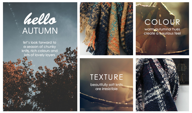 NEW Autumn Wholesale Scarves from POM