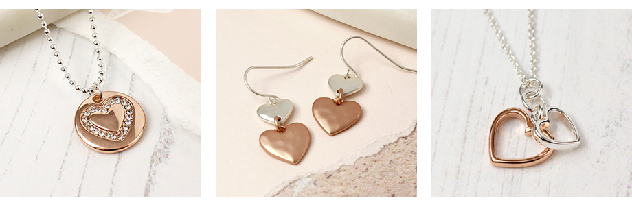 POM wholesale valentine jewellery