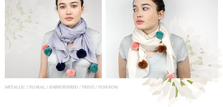 POM best selling wholesale scarves