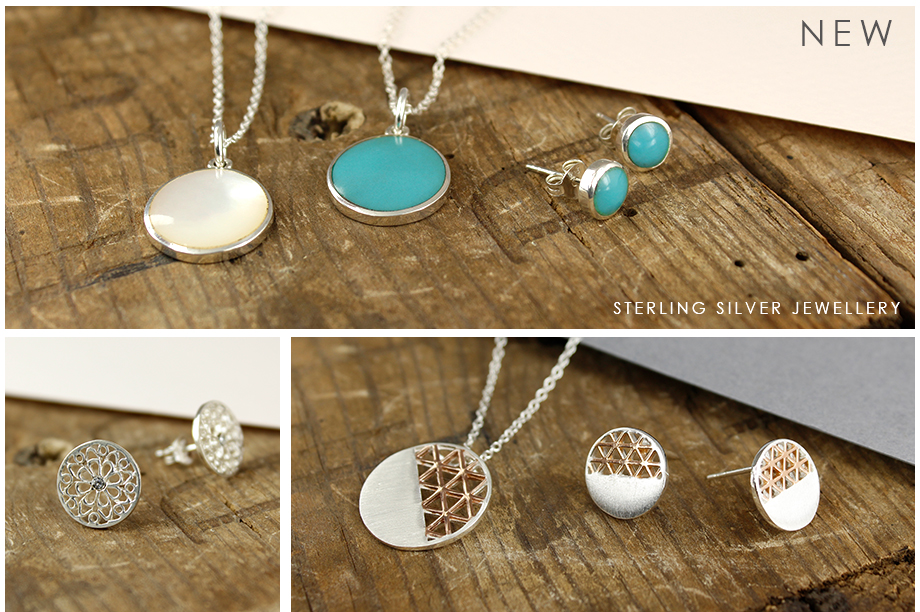 Hand made wholesale silver jewellery from POM