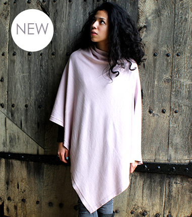 wholesale cotton ponchos from POM