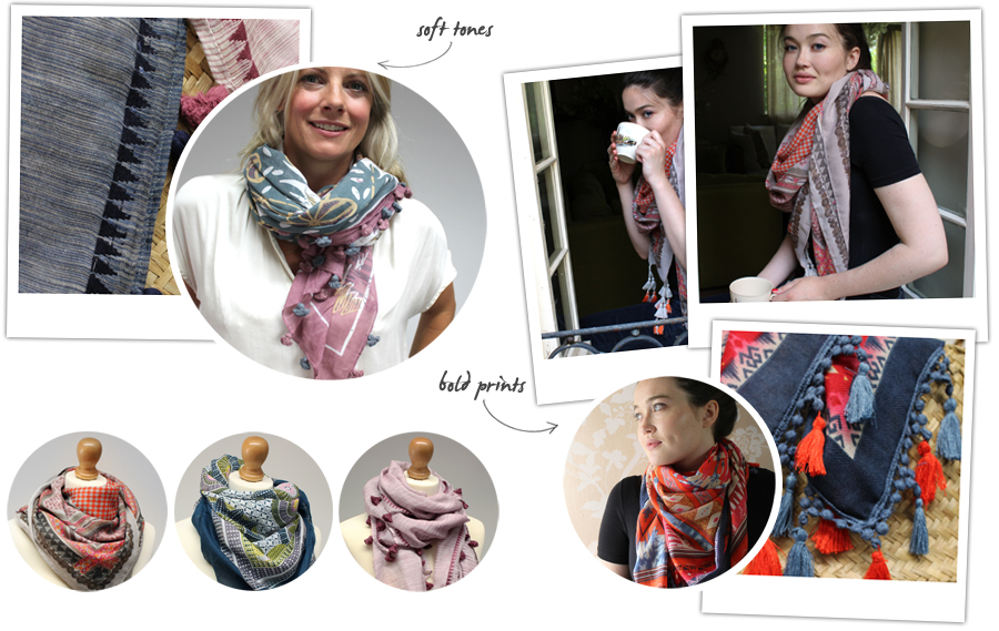 NEW Wholesale Autumn Scarves