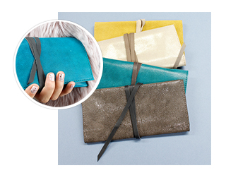 Wholesale leather suede bags from POM