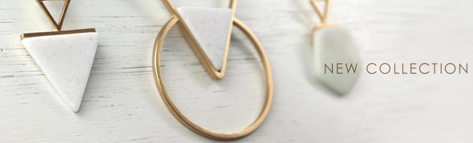 NEW gold plated geometric wholesale jewellery