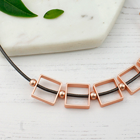 Wholesale geometric necklace