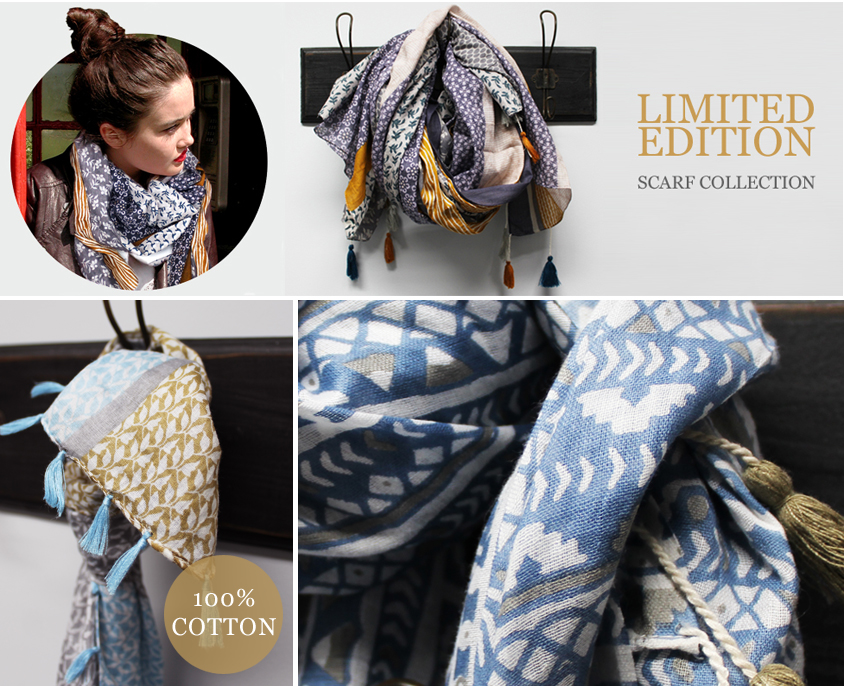 Limited Edition Scarves