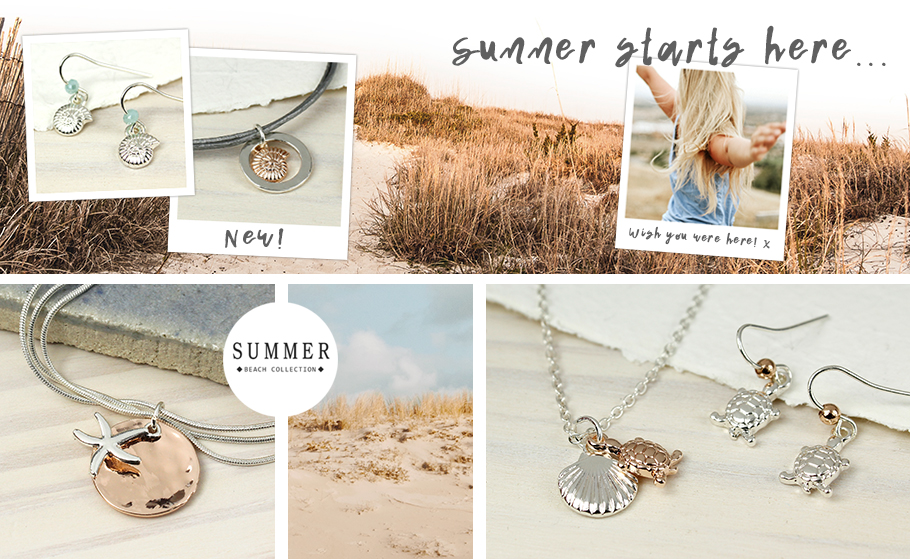 Wholesale nautical beach jewellery from POM
